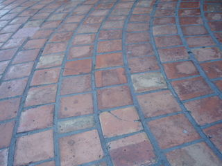 Old town tile