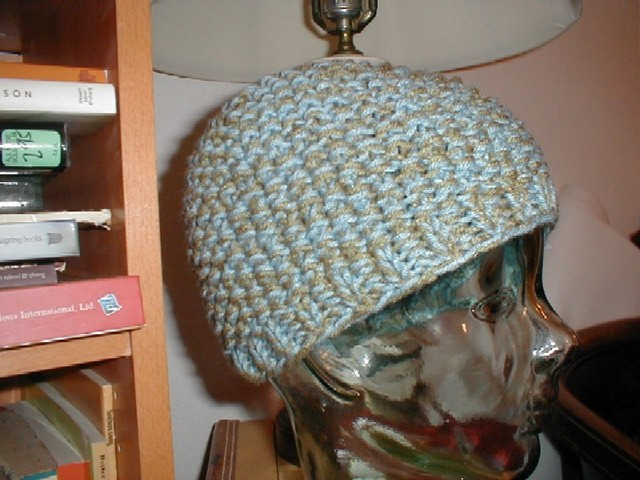 Sculpted Hat